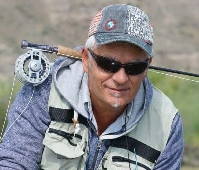 Kevin Sander CocoDrie Fly Fishing